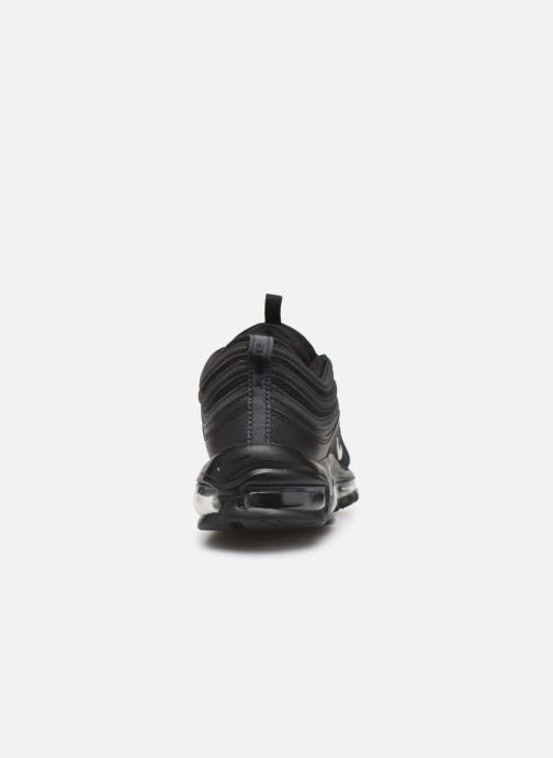 Trainers Nike Nike Air Max 97 Black view from the right
