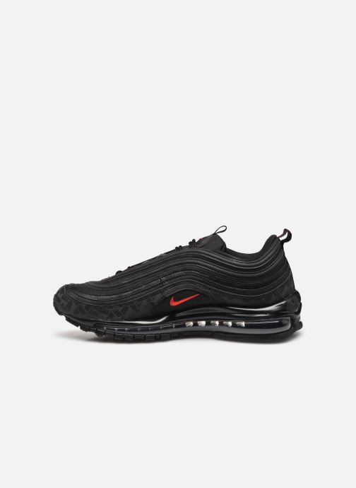 Baskets Nike Nike Air Max 97 Noir vue face