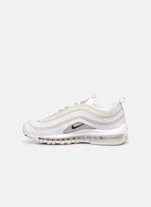 Sneaker Nike Nike Air Max 97 weiß ansicht von vorne