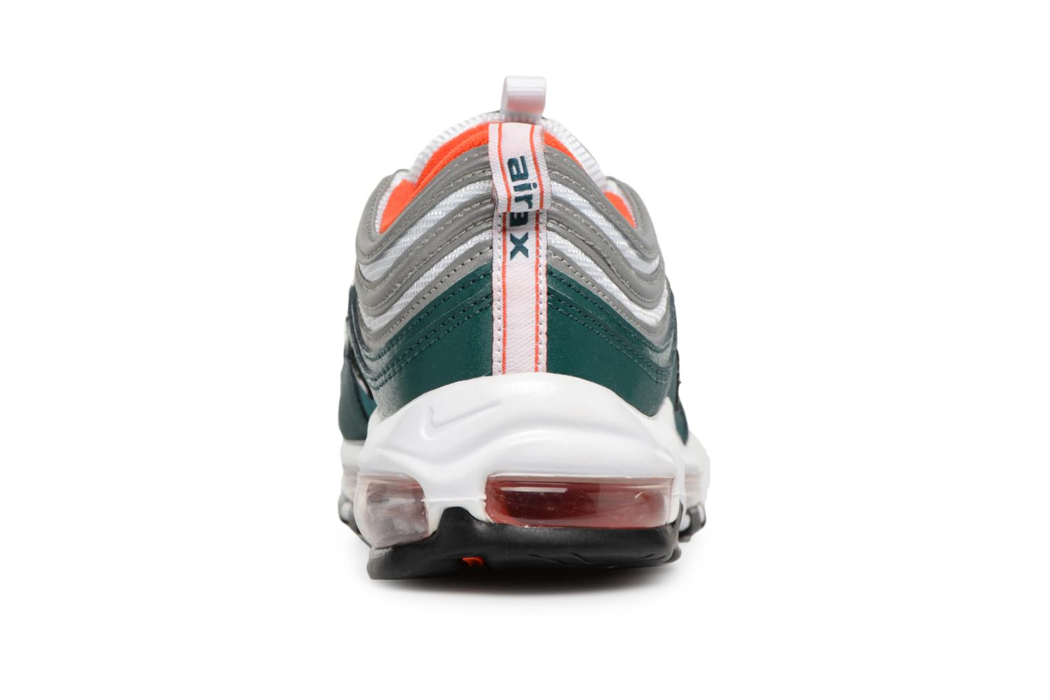 white Nike Air Rainforest black team Orange 97 Max 8vmOwNn0