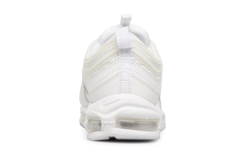 Sneaker Nike Nike Air Max 97 weiß ansicht von rechts