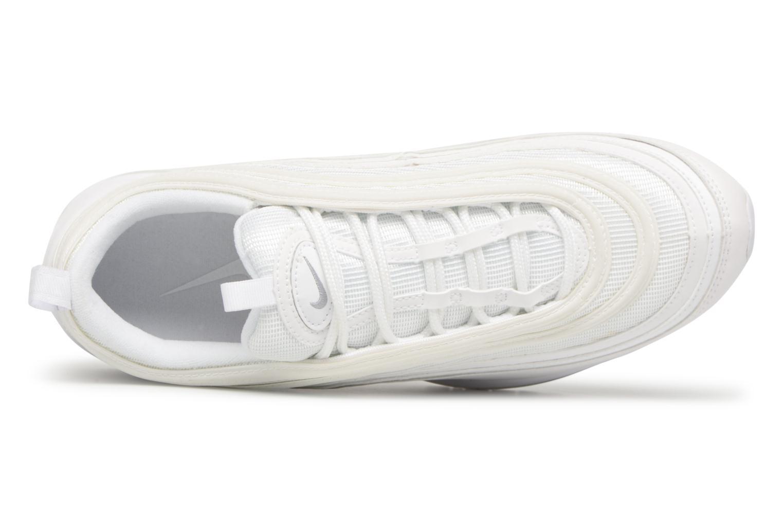 Sneaker Nike Nike Air Max 97 weiß ansicht von links