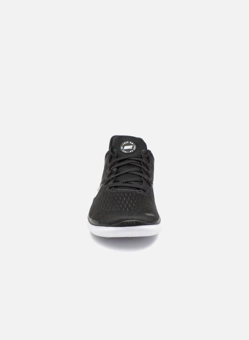Sportschuhe Nike Nike Free Rn 2018 schwarz schuhe getragen