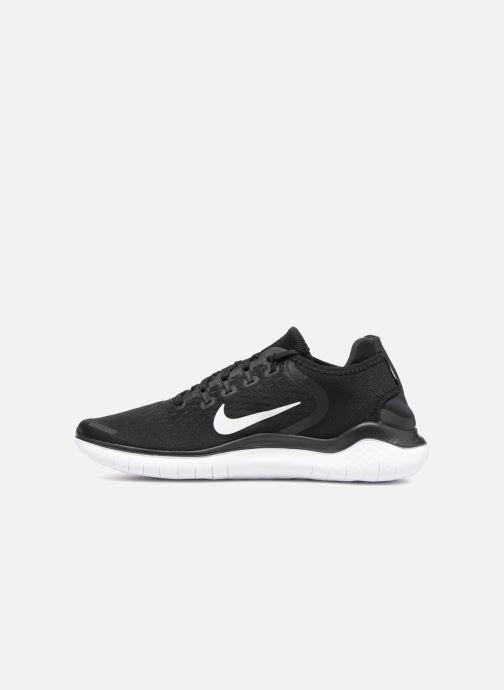 Sportschuhe Nike Nike Free Rn 2018 schwarz ansicht von vorne