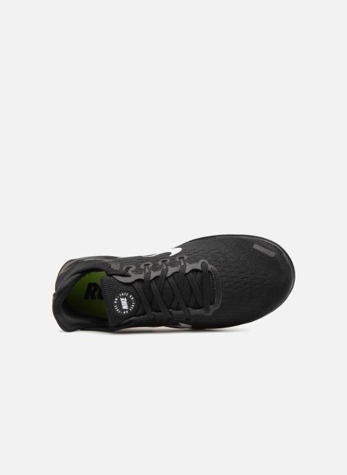 Sportschuhe Nike Nike Free Rn 2018 schwarz ansicht von links