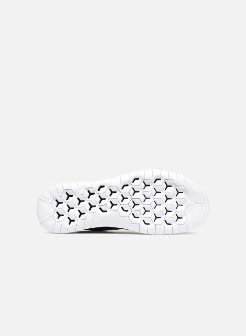 Sportschuhe Nike Nike Free Rn 2018 schwarz ansicht von oben