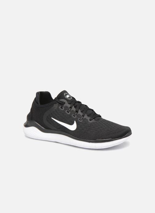 Sportschuhe Nike Nike Free Rn 2018 schwarz detaillierte ansicht/modell