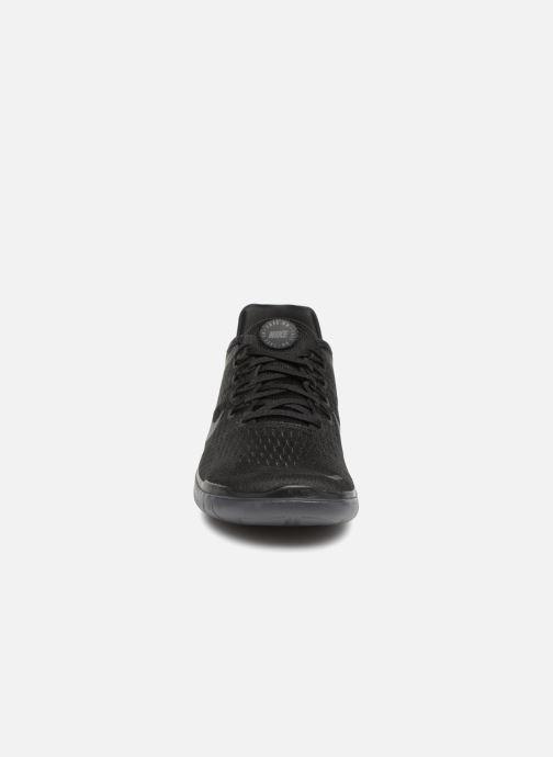 Chaussures de sport Nike Nike Free Rn 2018 Noir vue portées chaussures