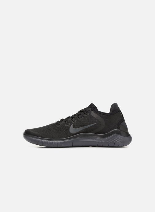 Sportskor Nike Nike Free Rn 2018 Svart bild från framsidan