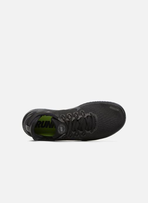 Sportskor Nike Nike Free Rn 2018 Svart bild från vänster sidan