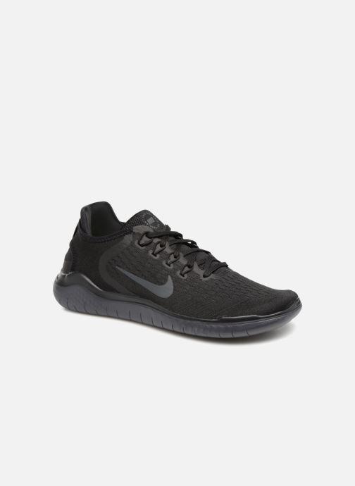Sportskor Nike Nike Free Rn 2018 Svart detaljerad bild på paret
