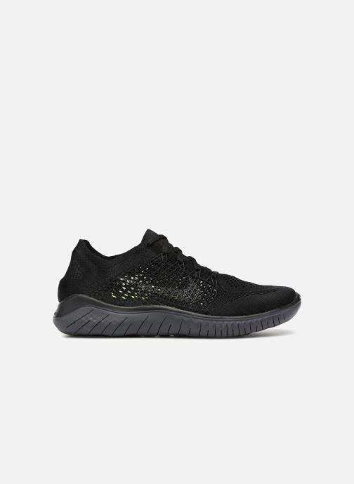 Sportschuhe Nike Nike Free Rn Flyknit 2018 schwarz ansicht von hinten