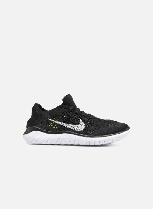 Nike Wmns Nike Free Rn Flyknit 2018 (Zwart) Sportschoenen