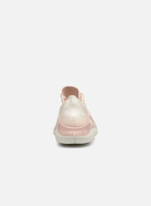 Nike Wmns Nike Free Rn Flyknit 2018 (Rose) Chaussures de