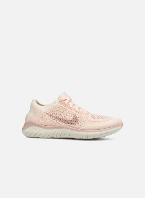 check out f2f22 087d4 Chaussures de sport Nike Wmns Nike Free Rn Flyknit 2018 Rose vue derrière