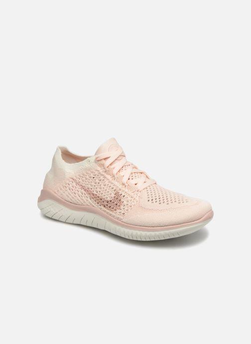 9f2d279401cb2e Sportschuhe Nike Wmns Nike Free Rn Flyknit 2018 rosa detaillierte  ansicht modell