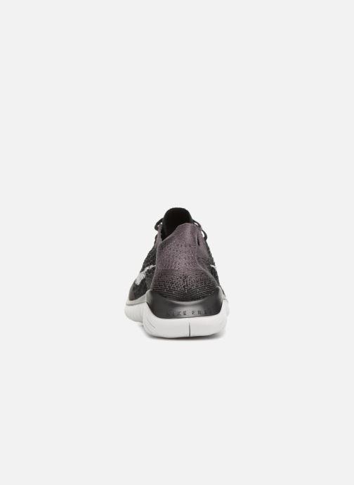 Sportschoenen Nike Wmns Nike Free Rn Flyknit 2018 Zwart rechts