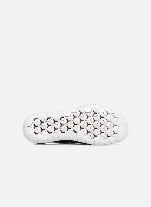 Zapatillas de deporte Nike Wmns Nike Free Rn Flyknit 2018 Negro vista de arriba