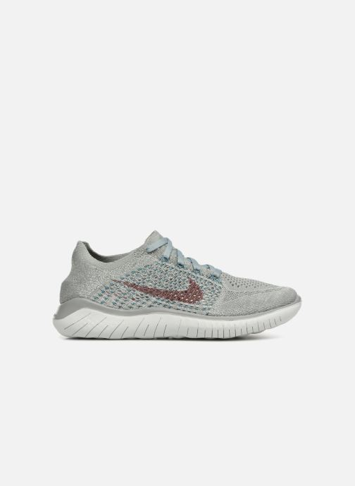 Nike Free RN Flyknit 2018 running shoes women rust pink at