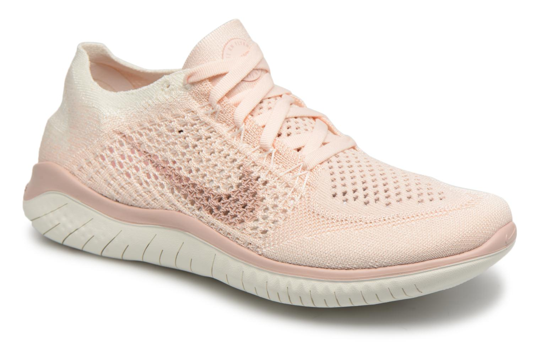 Nike Wmns Nike (Pink) Free Rn Flyknit 2018 (Pink) Nike - Sport shoes chez (329976) 608588