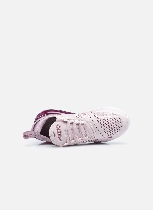 Sneaker Nike W Air Max 270 rosa ansicht von links