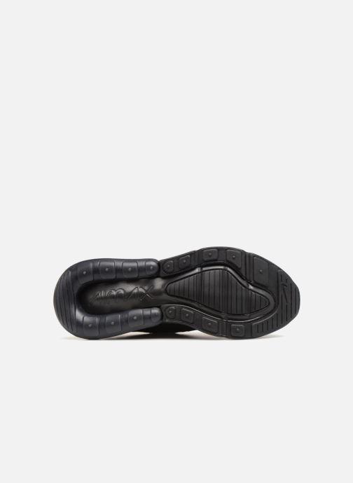 Deportivas Nike W Air Max 270 Negro vista de arriba