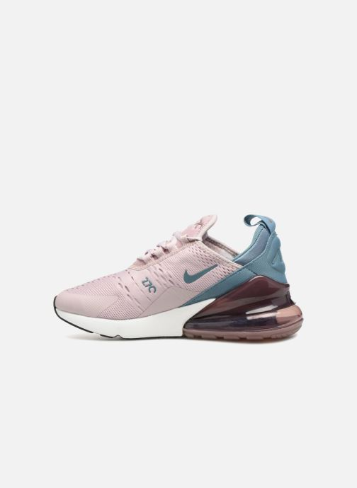 Sneakers Nike W Air Max 270 Rosa immagine frontale