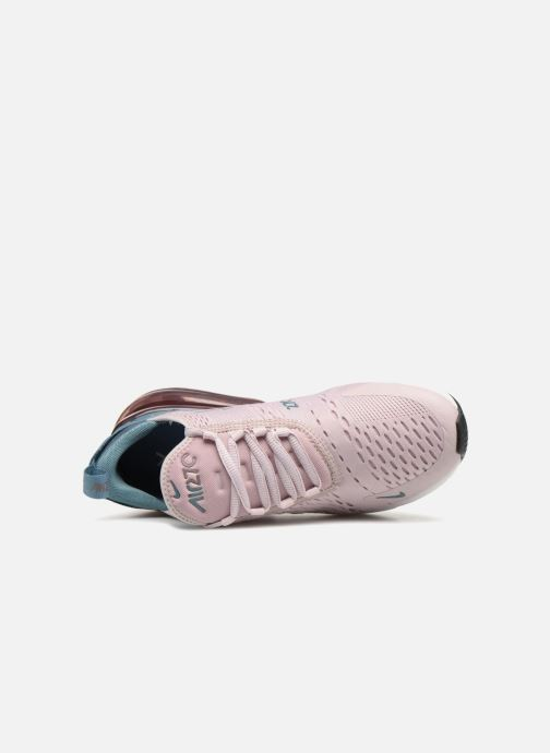 Sneakers Nike W Air Max 270 Rosa immagine sinistra