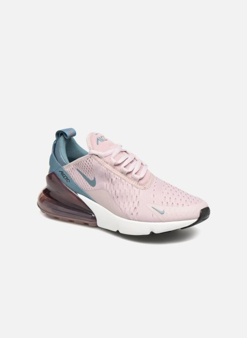 low priced e365a 58894 Baskets Nike W Air Max 270 Rose vue détail paire