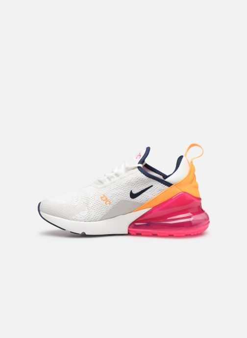 Sneakers Nike W Air Max 270 Bianco immagine frontale