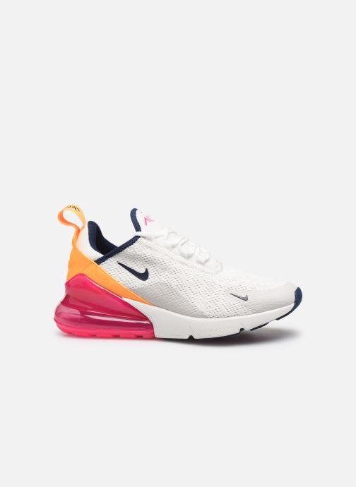 Sneaker Nike W Air Max 270 weiß ansicht von hinten