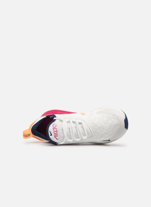 Sneakers Nike W Air Max 270 Bianco immagine sinistra