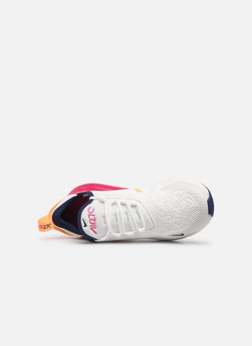 Sneakers Nike W Air Max 270 Bianco immagine sinistra