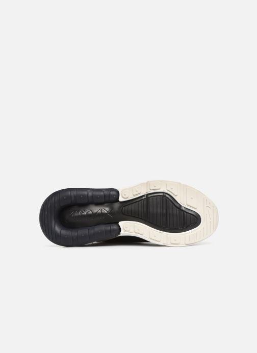 Sneaker Nike W Air Max 270 schwarz ansicht von oben