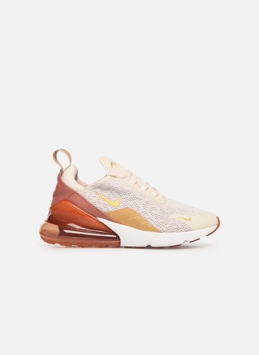 Sneaker Nike W Air Max 270 beige ansicht von hinten