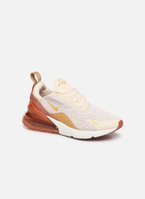 Nike W Air Max 270 (Beige) - Baskets chez Sarenza (356520) df61115e0f7