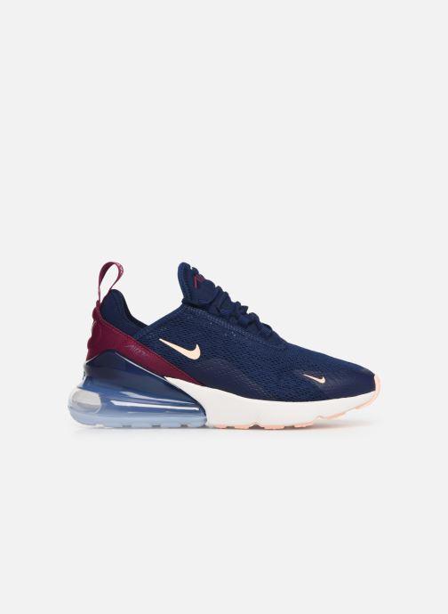Sneaker Nike W Air Max 270 blau ansicht von hinten