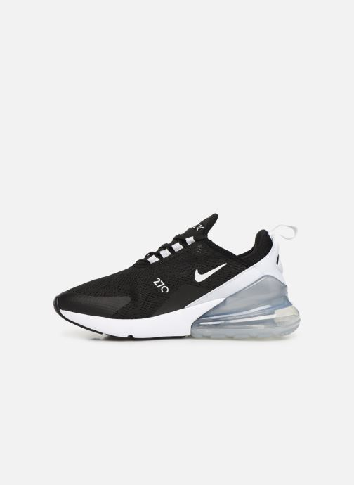 Baskets Nike W Air Max 270 Noir vue face
