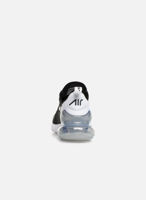 Deportivas Nike W Air Max 270 Negro vista lateral derecha