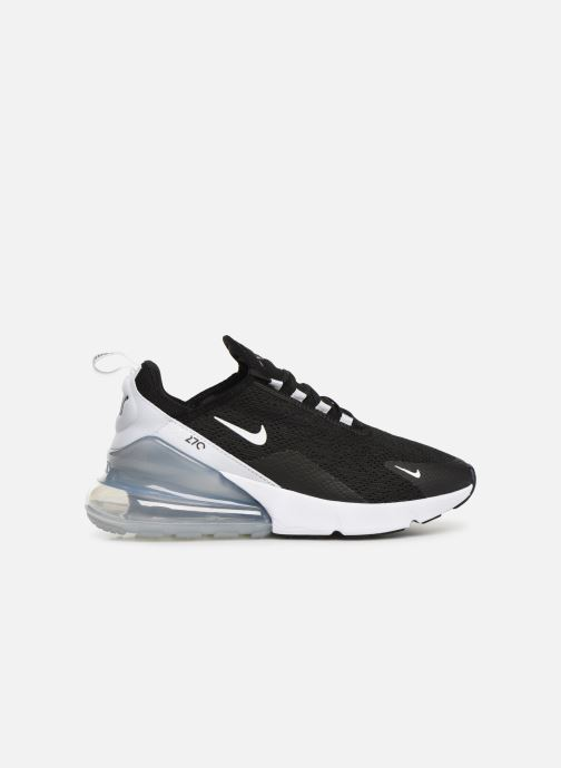 Trainers Nike W Air Max 270 Black back view