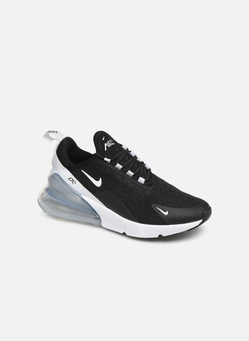 Trainers Nike W Air Max 270 Black detailed view/ Pair view