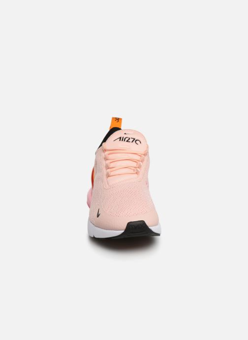 Trainers Nike W Air Max 270 Pink model view