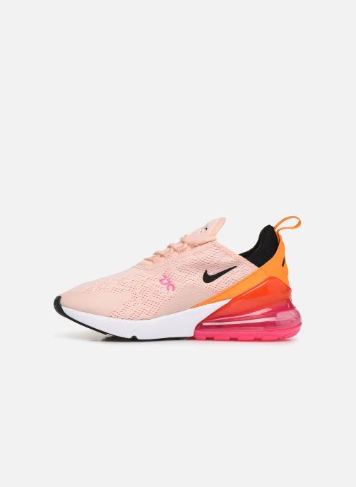 Sneaker Nike W Air Max 270 rosa ansicht von vorne