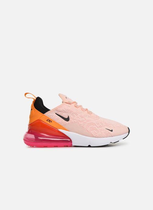 Sneaker Nike W Air Max 270 rosa ansicht von hinten