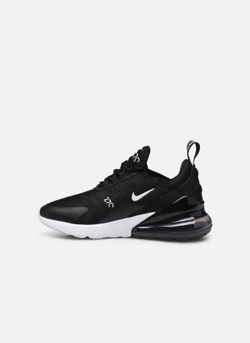 Sneaker Nike W Air Max 270 schwarz ansicht von vorne