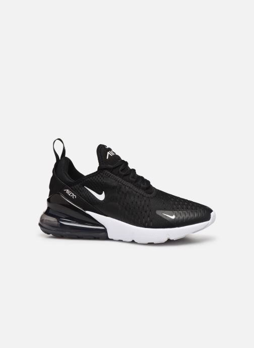 Sneaker Nike W Air Max 270 schwarz ansicht von hinten