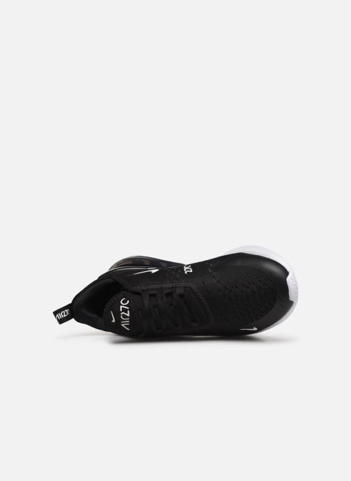 Sneaker Nike W Air Max 270 schwarz ansicht von links