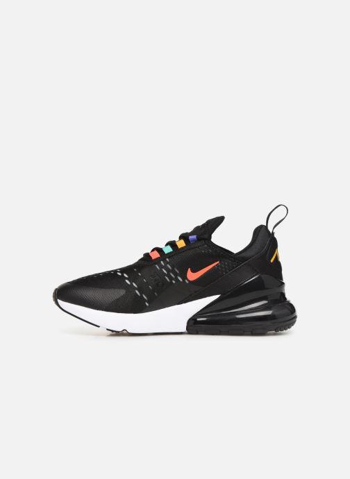 Deportivas Nike W Air Max 270 Negro vista de frente