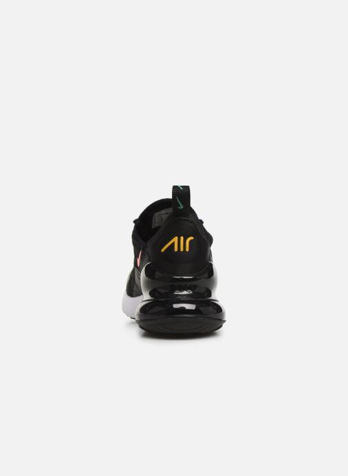 Sneaker Nike W Air Max 270 schwarz ansicht von rechts