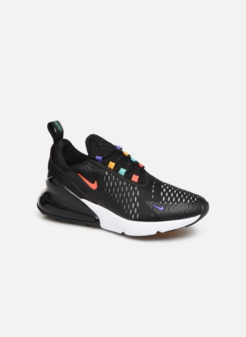 Sneaker Nike W Air Max 270 schwarz detaillierte ansicht/modell